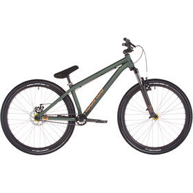 NS Bikes Movement 3 Alloy, green